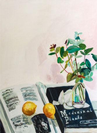Elizabeth Benette Medicinal plants