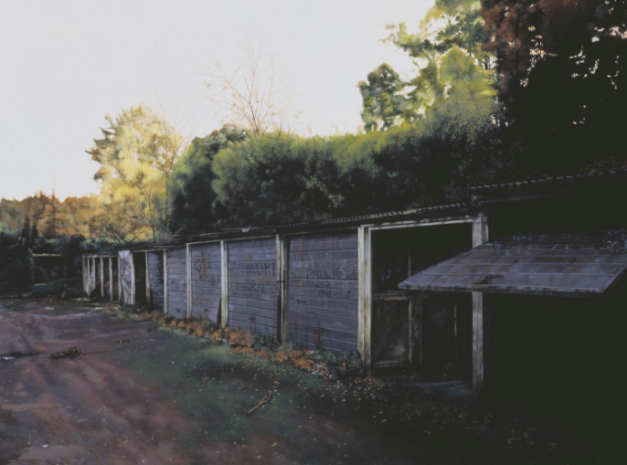 George Shaw 'Scenes from the Passion' 2002