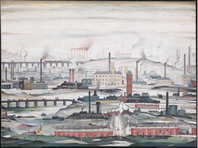 Lowry - Industrial Landscape, 1955