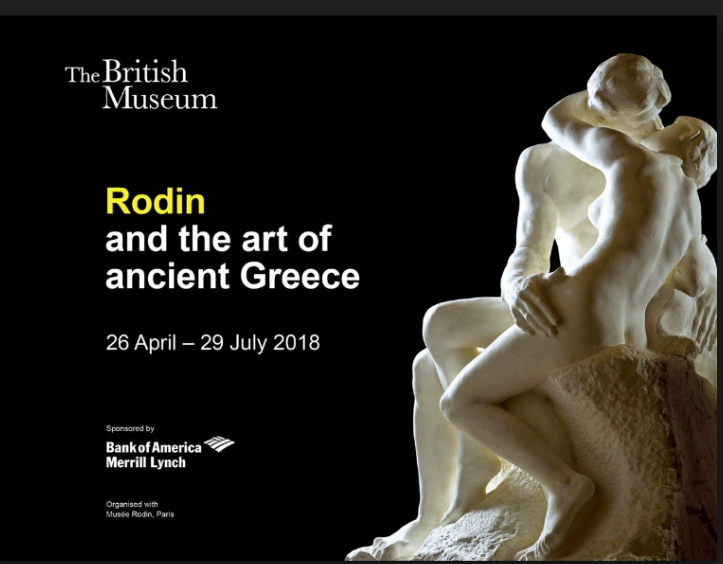 Rodin and Ancient Greece