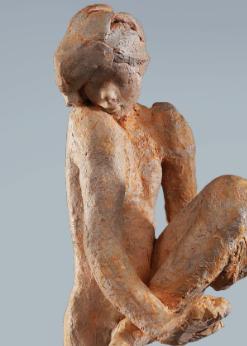 Rodin ~ Dance Maquette