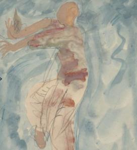 Rodin - Dance sketch