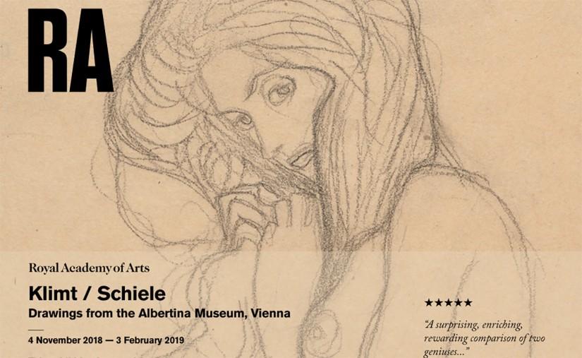 Klimt & Schiele exhibiton