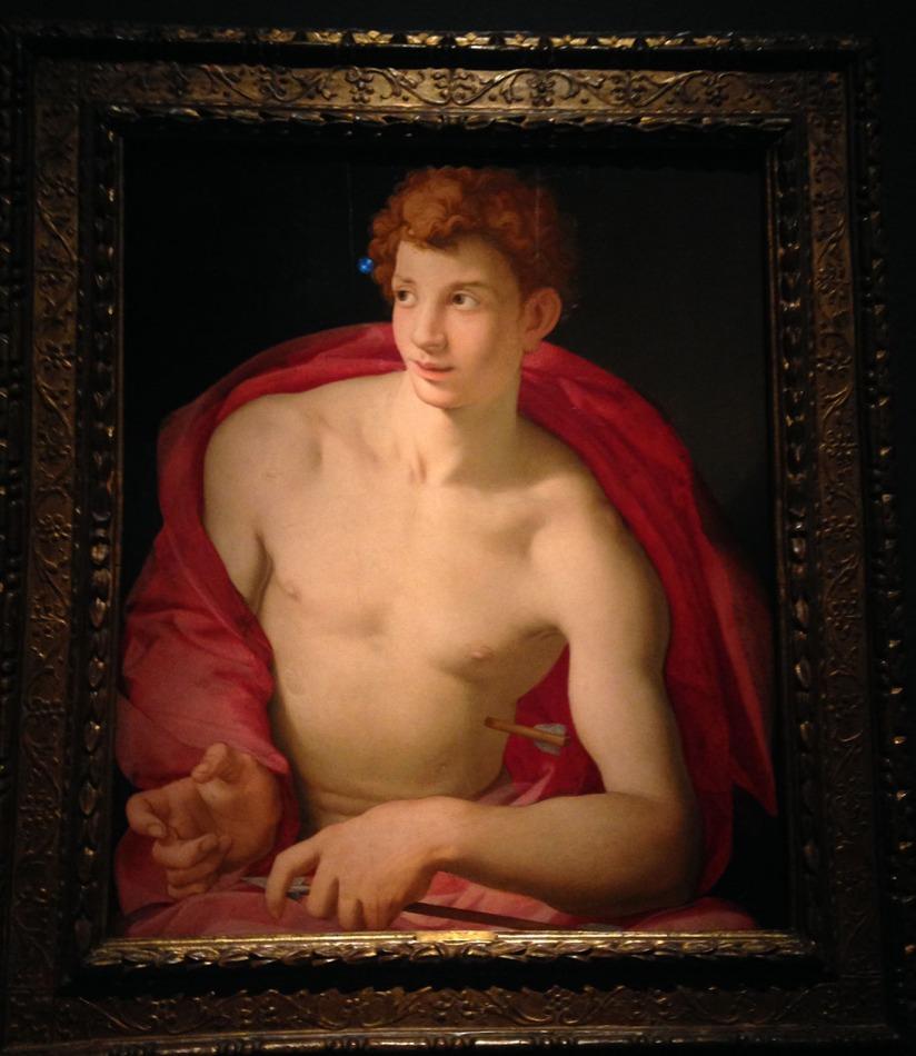 Saint Sebastian - Agnolo Bronzino 1533