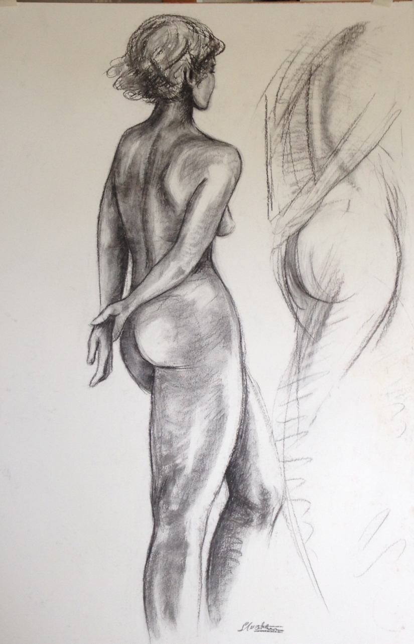 Standing figure A1
