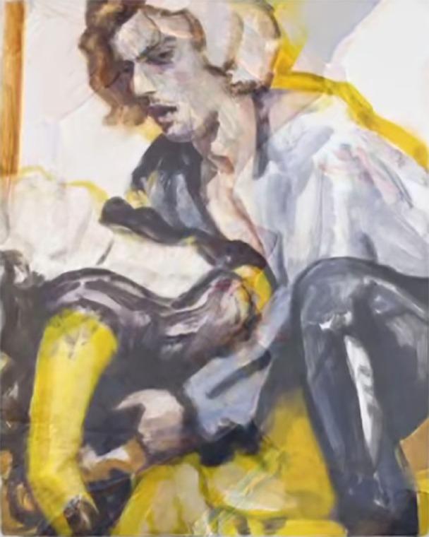 Elizabeth Peyton portraits a