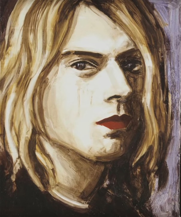 Elizabeth Peyton portraits d