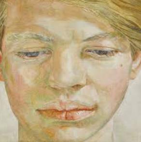 Freud portrait