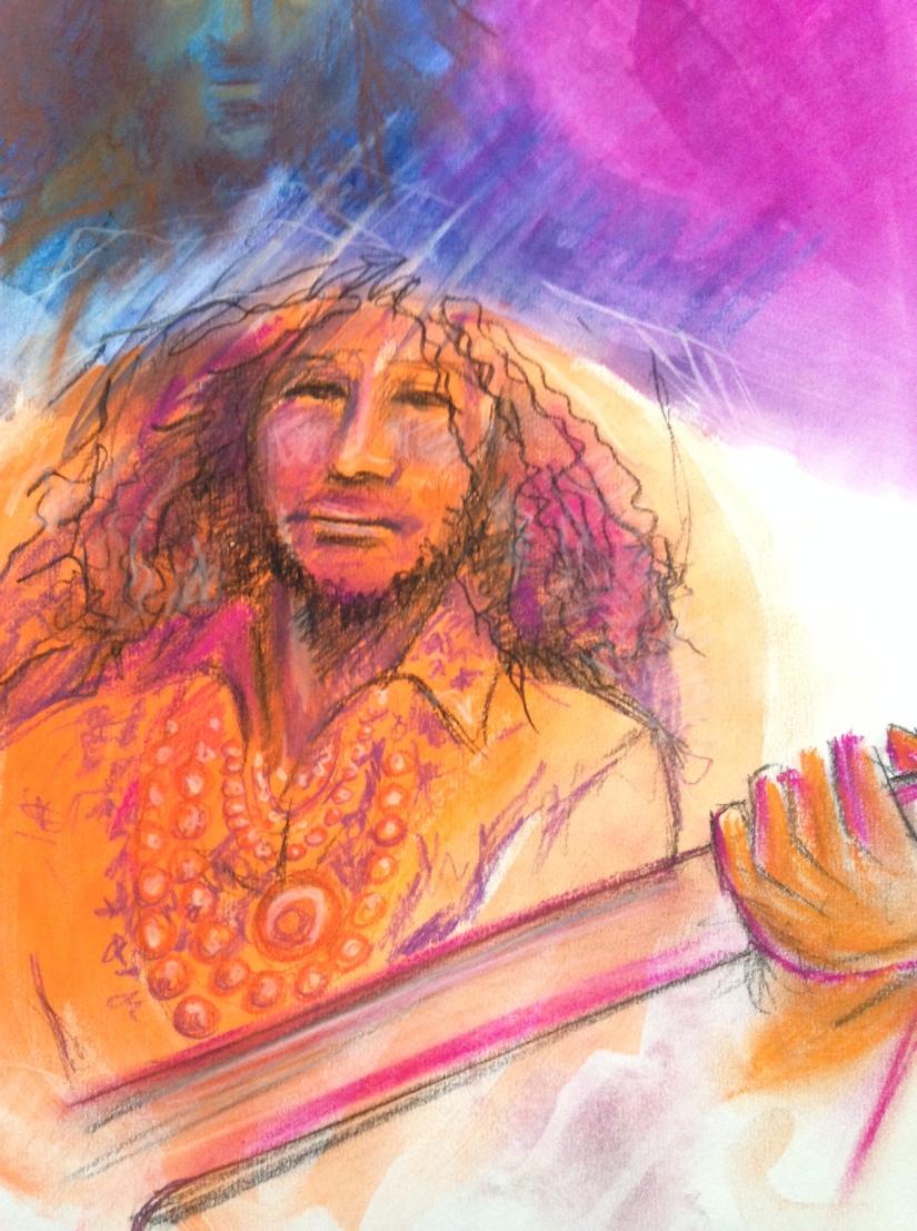Musicians ~ pastels