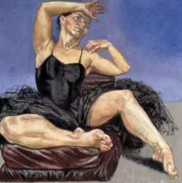 Paula Rego - Pastel Drawing