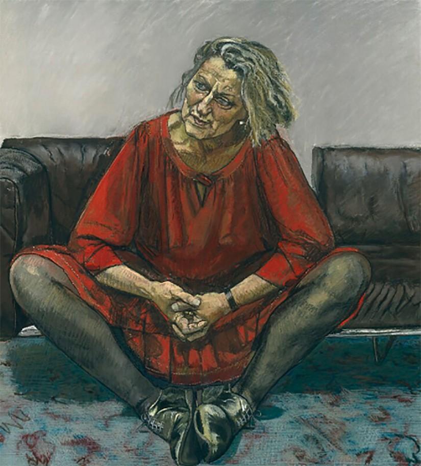 Paula Rego Portrait