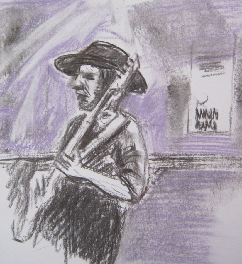 Drawing Skills - Part 5 - musician charcoal.jpg