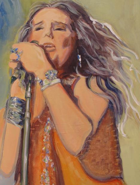 Janis Joplin - Suzanne Cerny