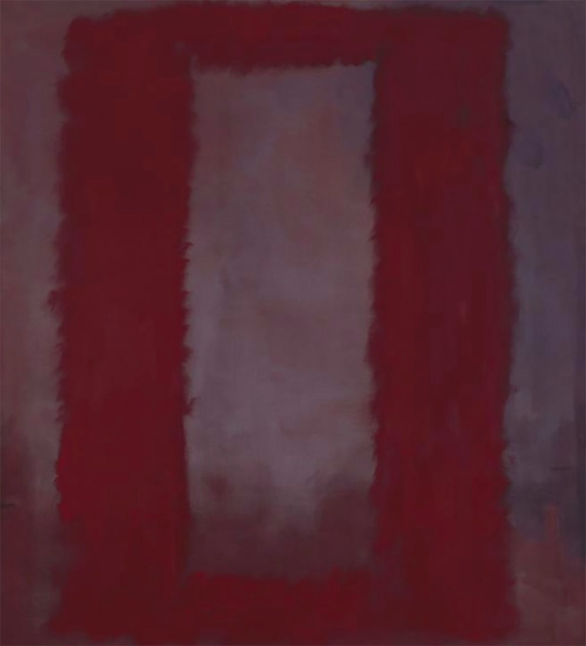 Mark Rothko Seagram murals