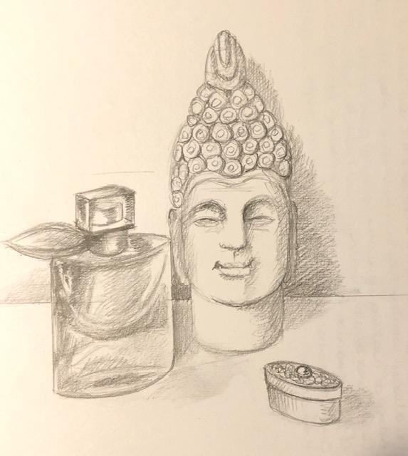 Buddha and Perfume