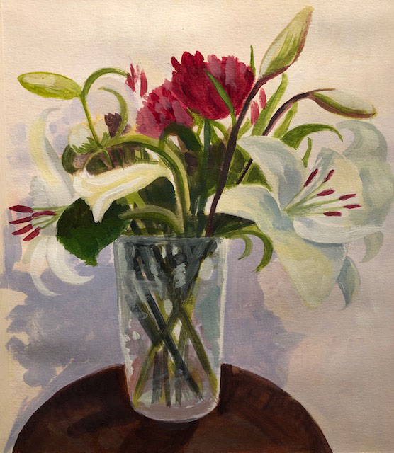 Still Life with flowers final