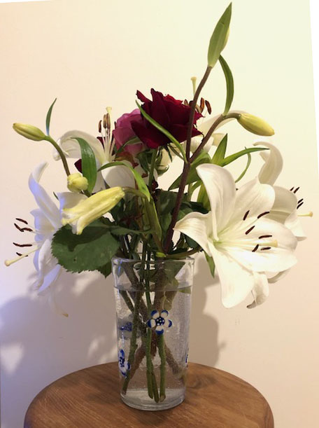 Still Life with flowers subject