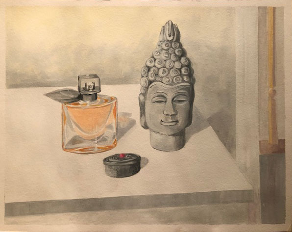 Assignment 2 ~ Buddha and Perfume