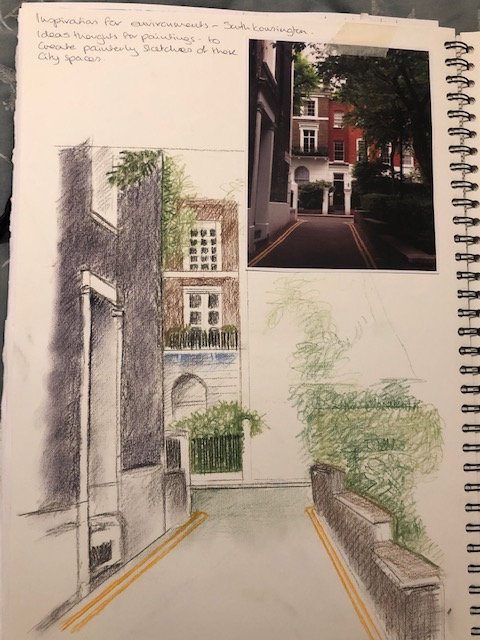 Kensington inspiration