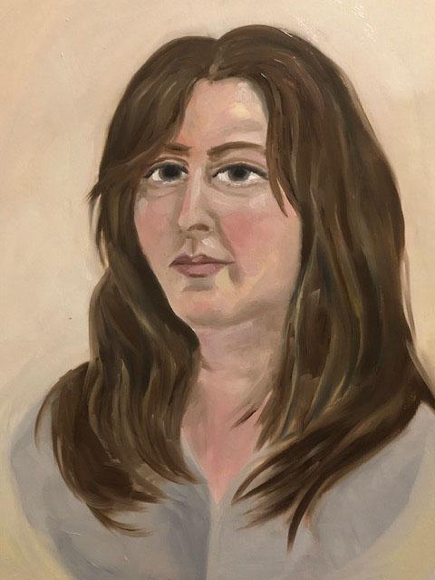 Assignment 3 ~ self portrait d