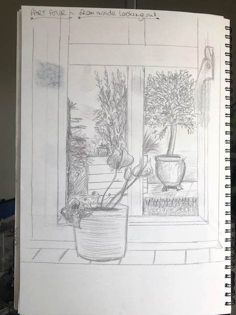 Inside looking out sketch b
