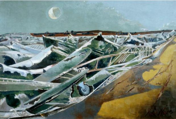 'Totes Meer' 1941 ~ Paul Nash