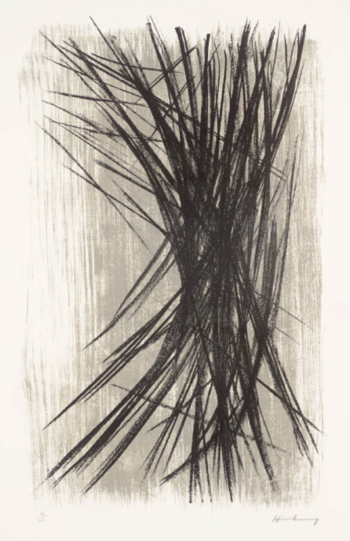 L10 Hans Hartung, 1957 (Tate)