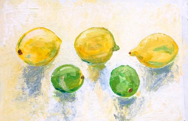 Lemons & limes all tools