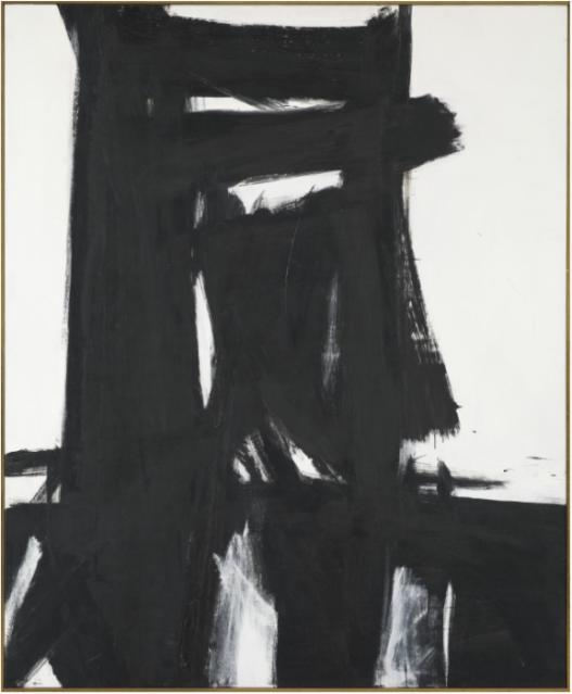 'Meryon' Franz Kline, 1960–1