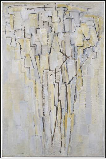 Piet Mondrian, 'The Tree' 1913